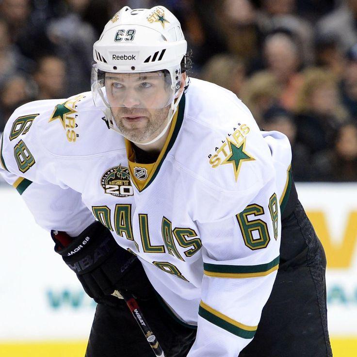 Jaromir Jagr Trade How Star RW Improves Boston Bruins