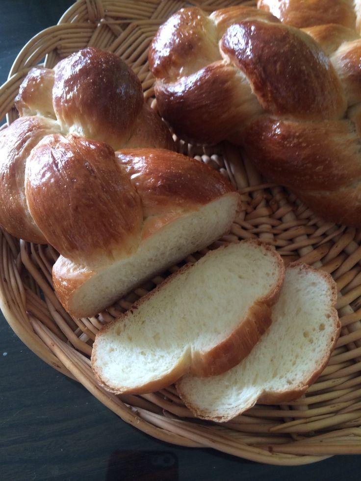 ツォップ 編みパン