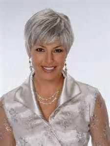 Terrific 1000 Images About Hairstyles For Gray Hair On Pinterest Short Hairstyles Gunalazisus