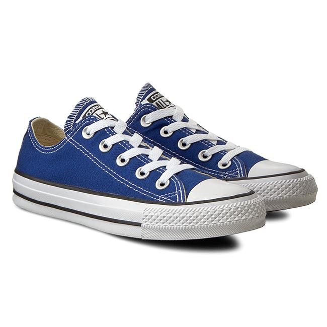 Trampki CONVERSE - Ctas Ox Roadtrip 151177C Roadtrip Blu