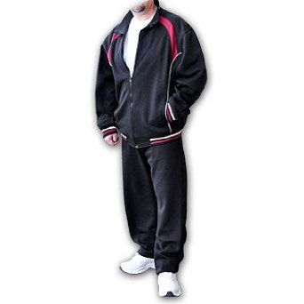 Cotton Traders or Lord Daniel Fancy Fleece Big and Tall Jog Suit $89.99