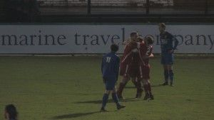 Top of the Shots: Matthew Williams v Winsford United