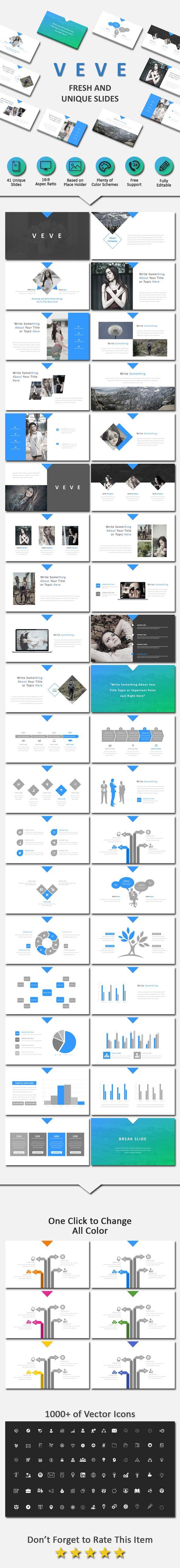 Veve - Creative Powerpoint Template