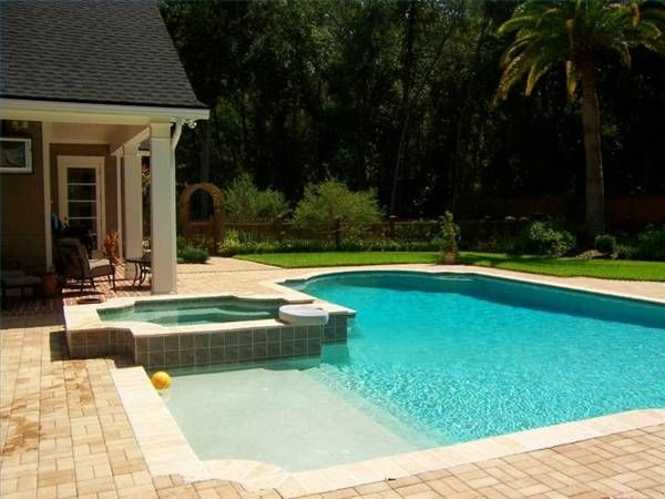 Salt Water Pool Designs 3d salt water pool design by monogram custom pools in lehigh and bucks county pa Flower Bed Ideas For The Front Of A House Facing East Salt Water Poolsbackyard