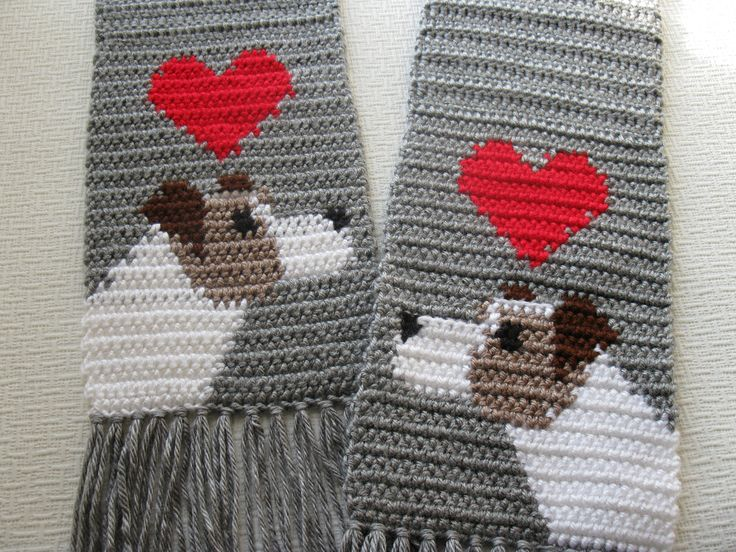 Knitting Pattern For Jack Russell : 177 best images about scarves and neck warmers on Pinterest Free pattern, N...