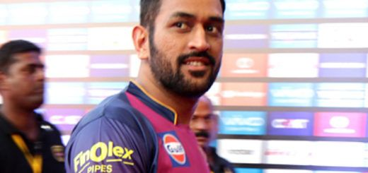 MS Dhoni removed as caption of RPS