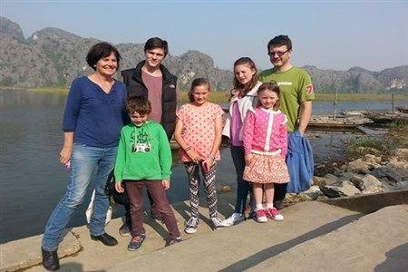 Vietnam family tour