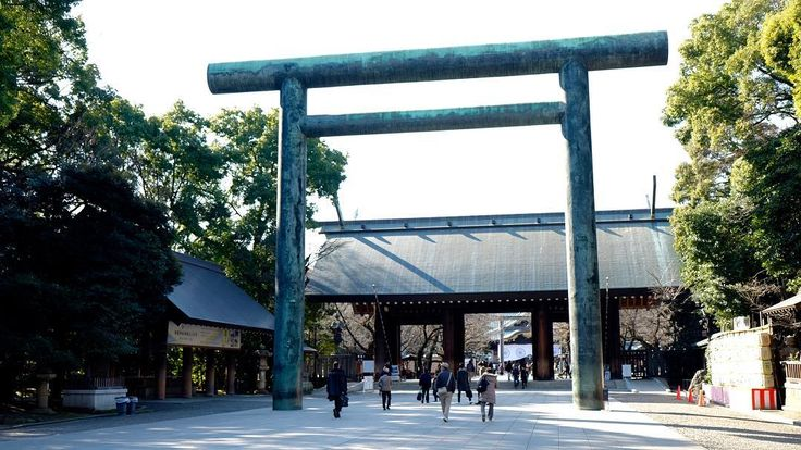 Outer Shinto torii from #Yasukuni shrine. A way to see the difference between Shinto shrines and Buddhist shrines in Japan is by the number of torii placed to access the shrine.  #HypeinTokyo #Yasukuni #Chiyoda #靖国神社 #千代田区 #東京 #japanawaits #japantravelcom #ikitaijapan #japanwireless #discoverTokyo #gaijinpottravel #Tokyo_bigcity #Japan_vacations #bcntb #viatgersDC #catalanspelmón #今日もX日和 #esfujifilmX #FujifilmAsia #Fujifilm_xseries #富士フィルム #xシリーズ #culturetrip #TravelStoke #lonelyplanet…
