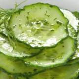 Biggest Loser Recipes | The Biggest Loser...Cucumber Salad