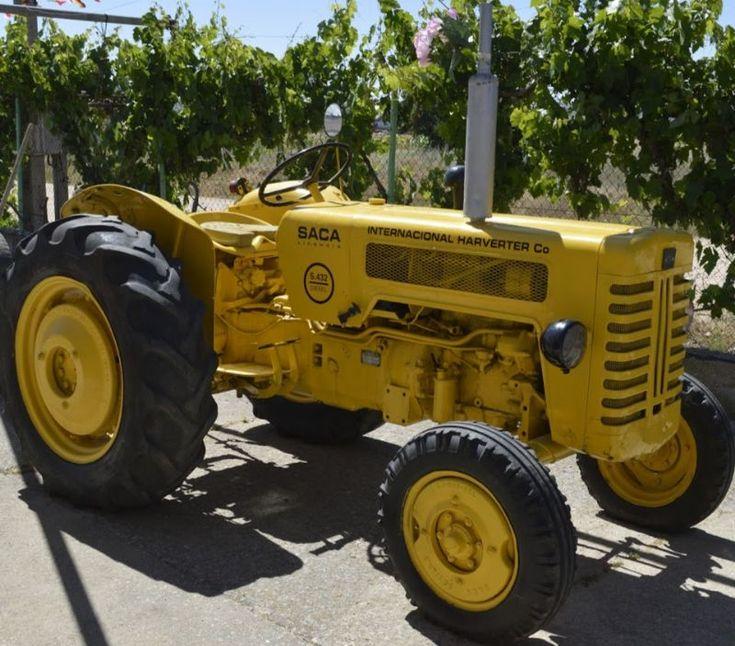 Tractor amarillo para hacerte un vídeo con la canción del tractor amarillo