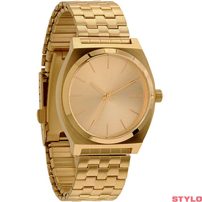 Reloj NIXON TIME TELLER ALL GOLD
