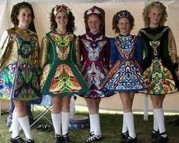 Traditional Irish Clothing (1800s)