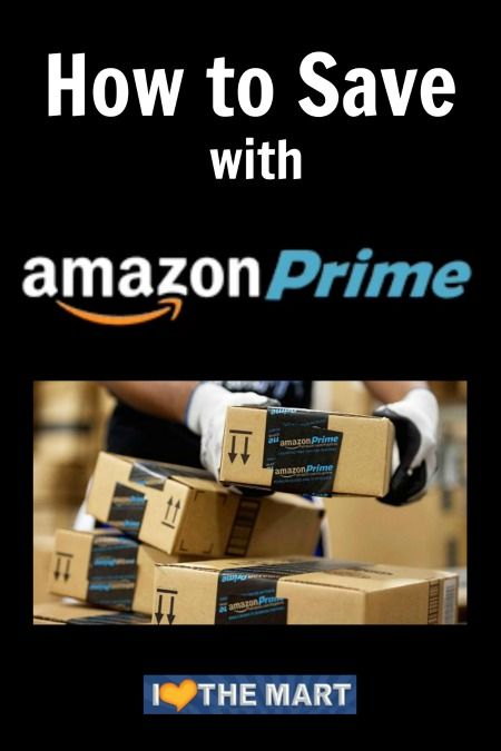 How to Save with Amazon Prime - Check out some of our favorite reasons to join Amazon Prime and how it saves us money every month!
