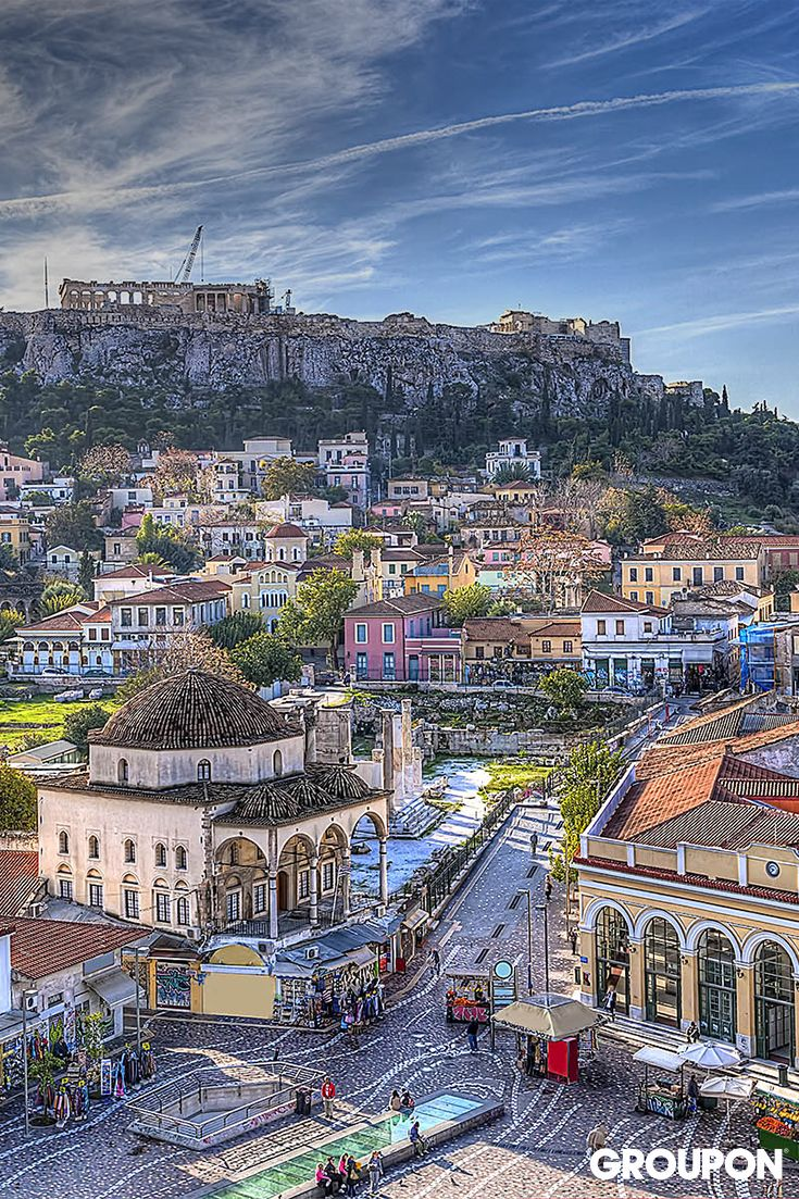 Greece Vacation with Airfare from Great Value Vacations