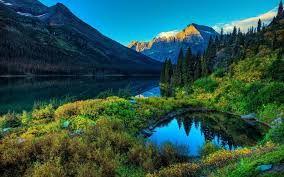 het landschap met bergen - Google zoeken