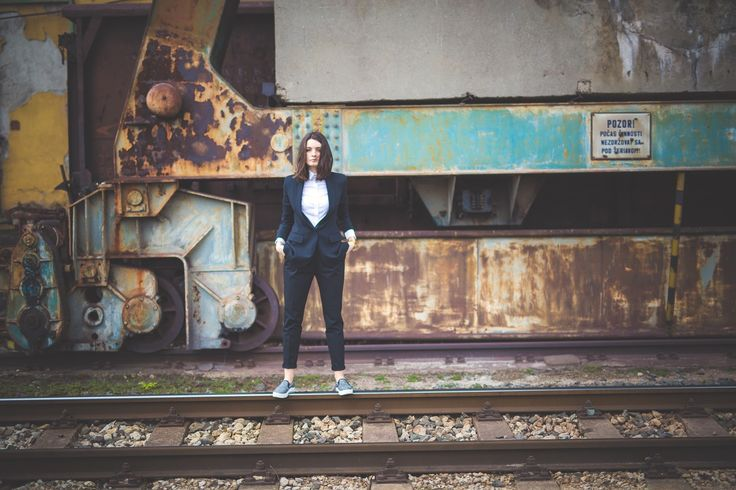 One Plus Me - fashion blog, Jana Makroczy photography
