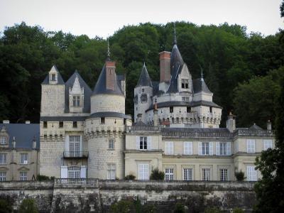 Le château d'Ussé - Guide Tourisme & Vacances
