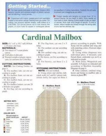 Cardinal Mailbox 2