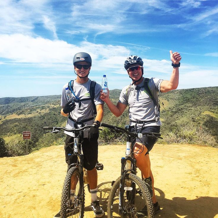 Our friends out in California are loving 3 Water! #drink3water #caffeinatedwater #california #stayactive #energized #outdoorlife #mountainbike #outdooradventurephotos #outdooractivities #topoftheworldhikibgtrails #topoftheworld
