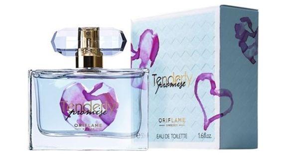 Tenderly Promise: Nueva Fragancia #Oriflame #tenderlypromise #oriflame #fragancias