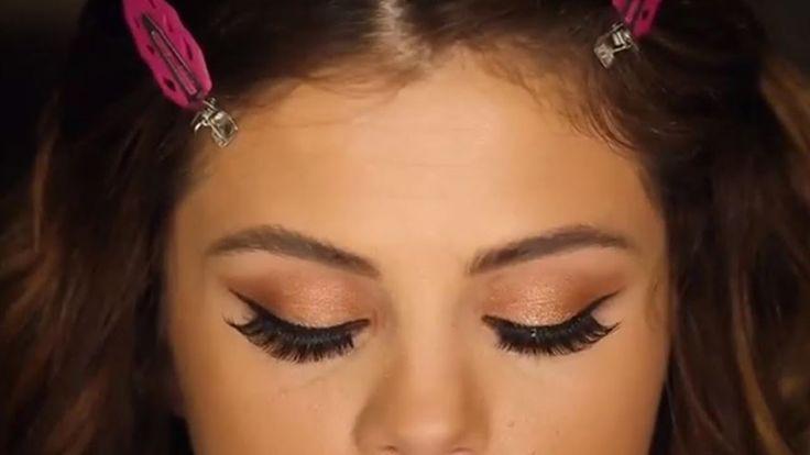 Selena Gomez Shares Revival Tour Makeup Tutorial On Instagram