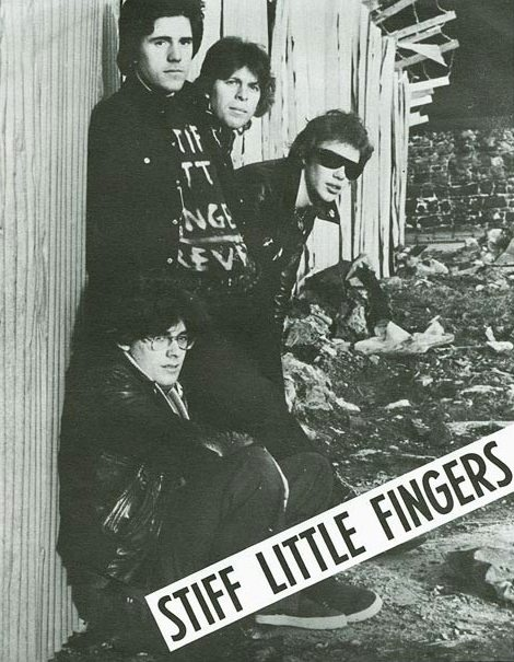 Stiff Little Fingers - High school memories