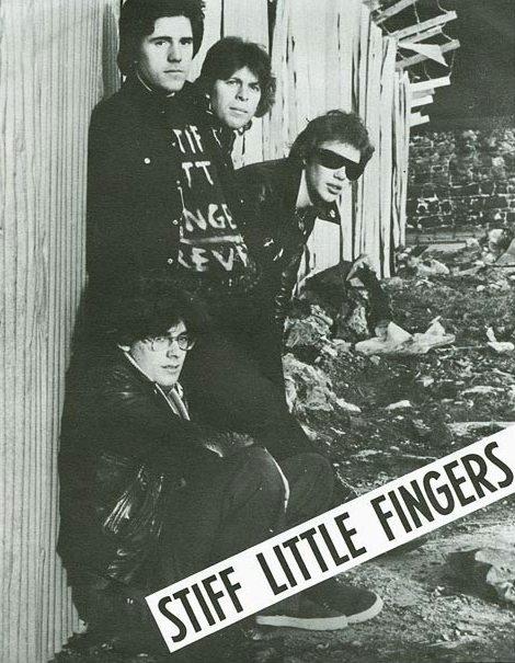 Stiff Little Fingers - High school memories