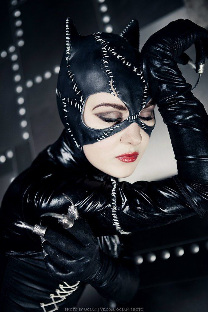 Catwoman Mask For Batman Cosplay Hottystop 1