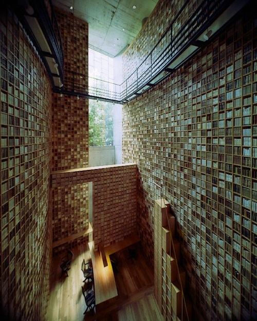 Shiba Ryotaro Memorial Museum designed by Tadao Ando