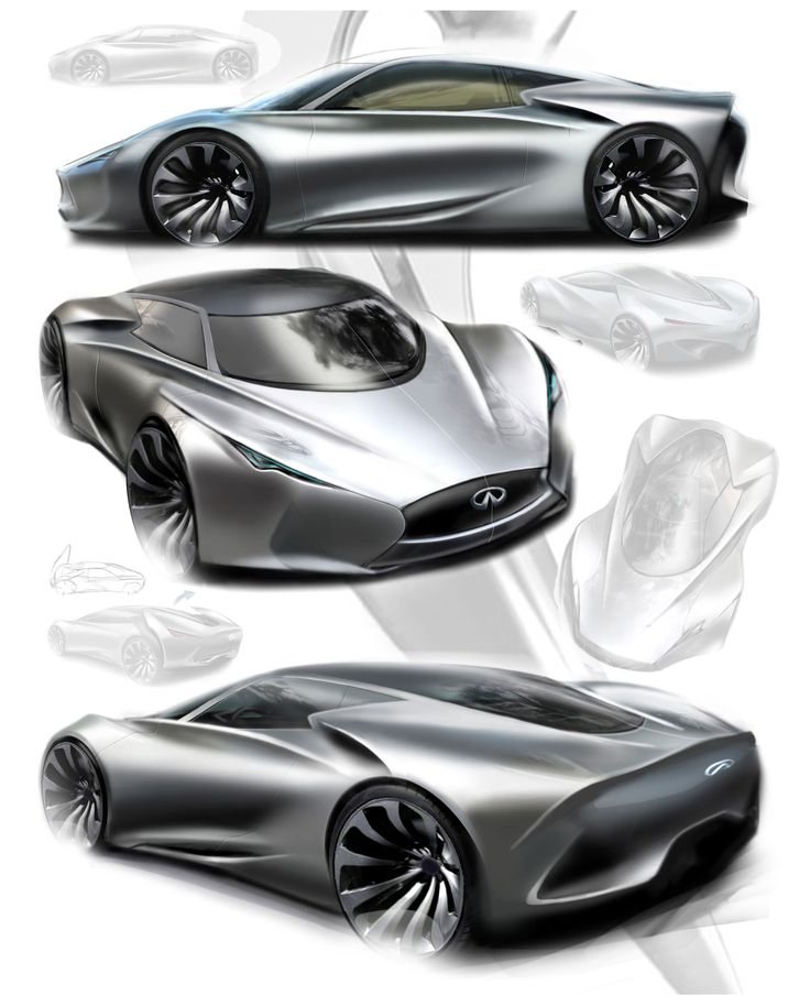 NISSAN Concept - Over-Complicating Things Again... Design LOL ;]