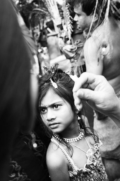 Hindu Street Festival, Paris, France - © Ashley Porciuncula