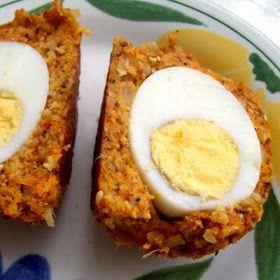 Makey-Cakey: Vegetarian Scotch Eggs!