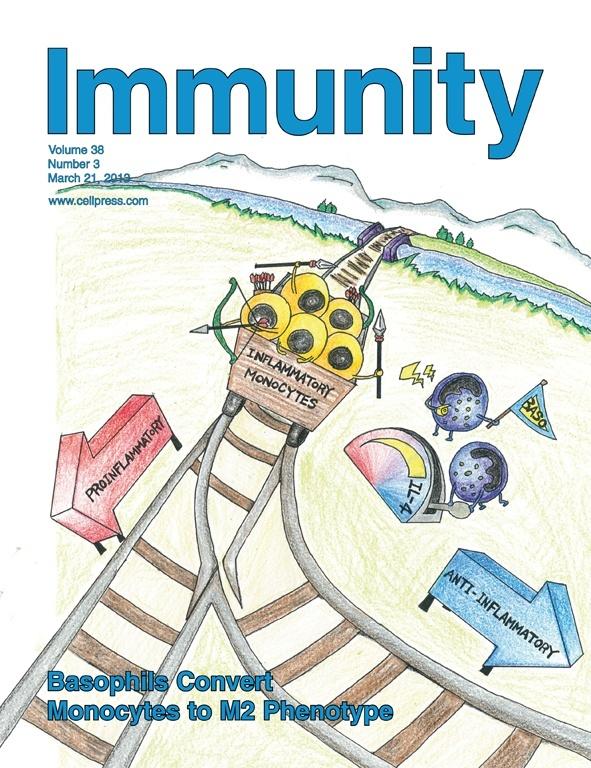 Cover of immunity 2013