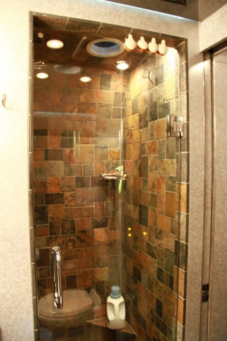 luxury stone showers the shower in his luxury