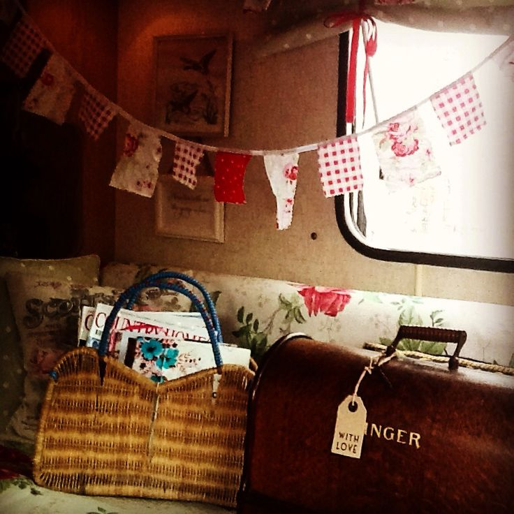 Can never have too much bunting