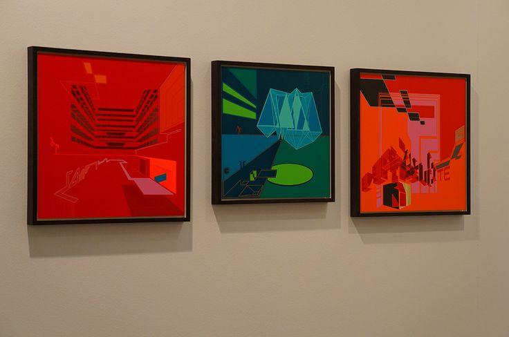 Ian Monroe - Galería Casado Santapau. Feria Estampa 2014. Madrid. #ArtFair #ArteContemporáneo #ContemporaryArt #Art #Arte #Arterecord https://twitter.com/arterecord