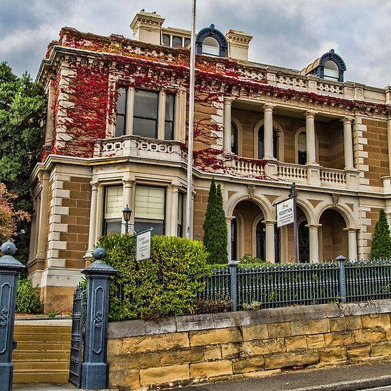 Alexander's Restaurant, Hobart, Tasmania, Australia