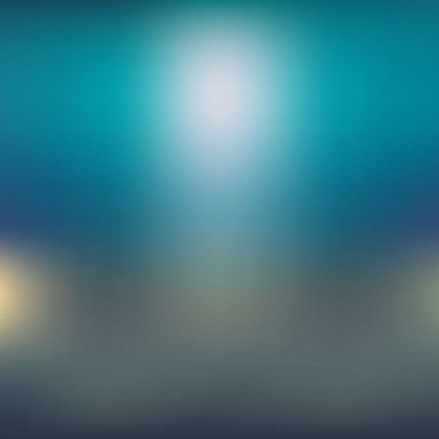 Abstract blur lights background Free Vector