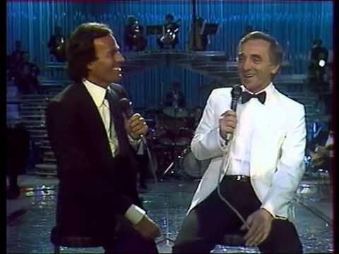 Julio Iglesias / Charles Aznavour - Que C'est Triste
