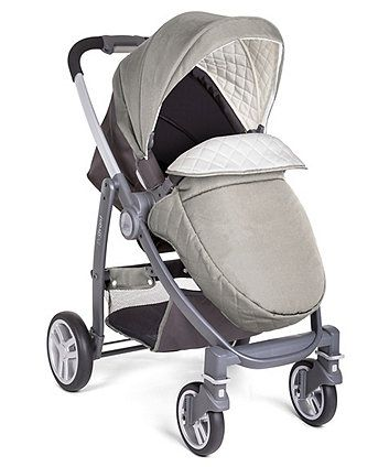 Graco Evo Avant Pushchair- Grey Classic *Exclusive To Mothercare* - prams & pushchairs - Mothercare
