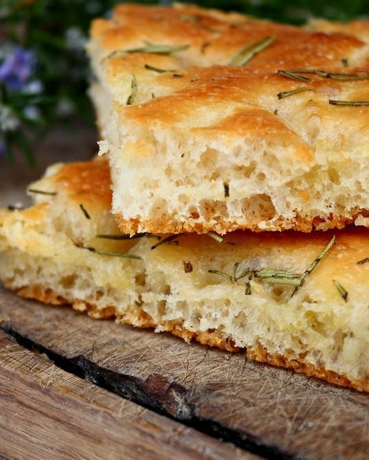 Low FODMAP Recipe and Gluten Free Recipe - Focaccia http://www.ibssano.com/low_fodmap_recipe_focaccia.html