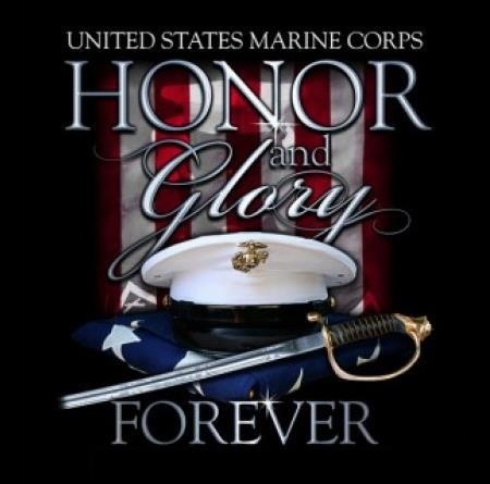 United States Marines....Honor and Glory Forever <3