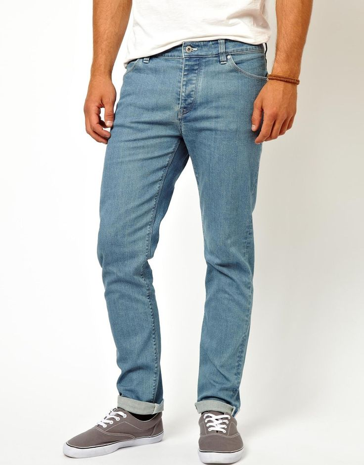 I regret purchasing these / Skinny Jeans in Light Blue / Asos