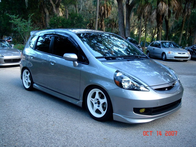 Honda Jazz - this is just perfect