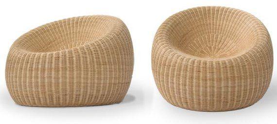 rattan seating