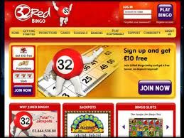 32Red Bingo is brought to you by 32Red - the web's leading online casino and poker room. 32Red Bingo offers cutting edge online bingo software and loads of free bingo bonuses, including the amazing free £10 bingo bonus when you sign-up and a free £100 bingo first deposit bonus.