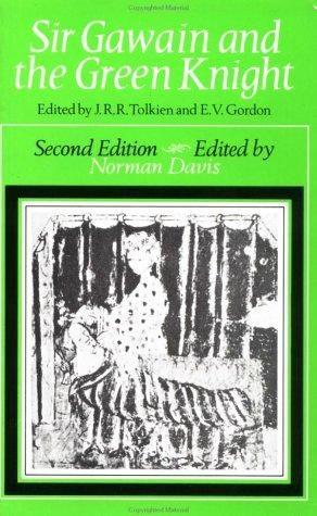 """Sir Gawain and the Green Knight"" av Norman Davis"