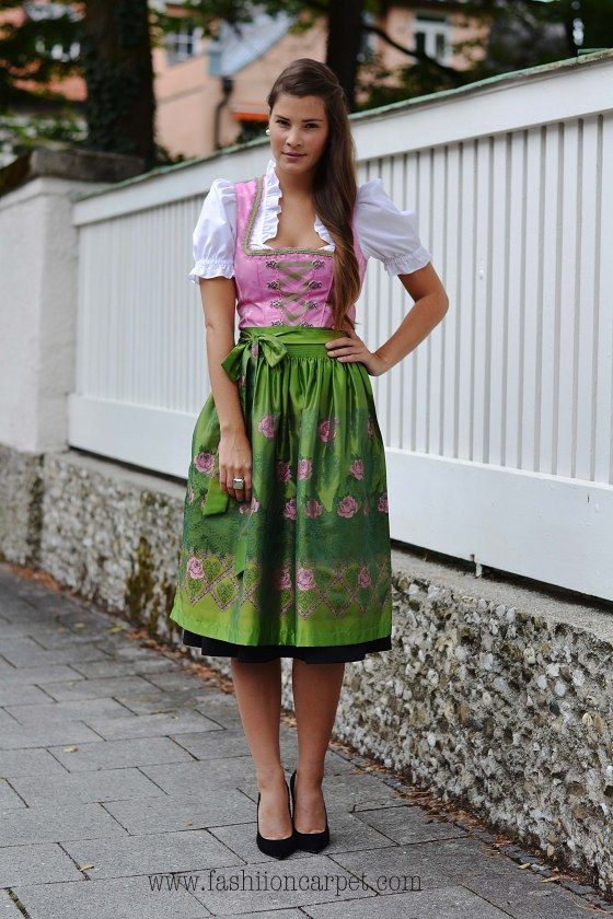 Outfit Dirndl Time Fashiioncarpet Dirndl Und Outfit
