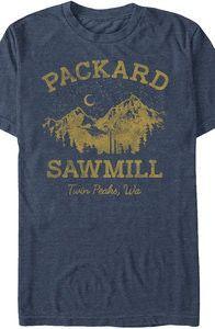 Packard Sawmill Twin Peaks T-Shirt