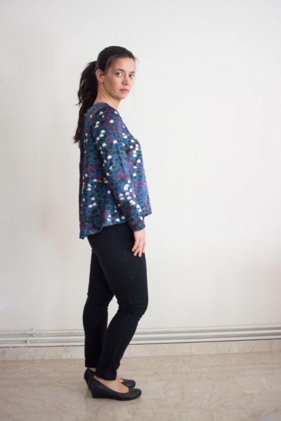 Hadley Variation by Ioanna | Project | Sewing / Shirts, Tanks, & Tops | Kollabora